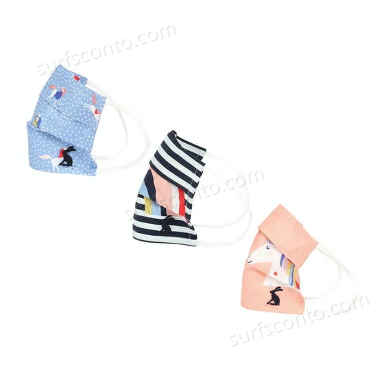 Miglior prezzo Face Mask Bambina Joules 3 Pack - -0
