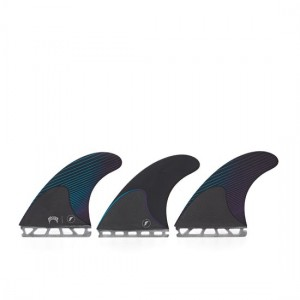 Negozio Online Surfboard Fin Futures Mayhem Large Honeycomb with Carbon Thruster